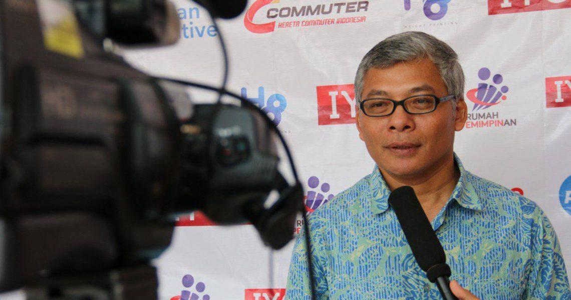 Indonesia Emas atau Berkemas Orasi Kebangsaan Dr. Warsito pada IYCS 2018